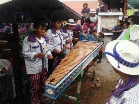 Marimba De Todos Santos Cuchumatan En CD Completo 7 Exitos inolvidables 2016