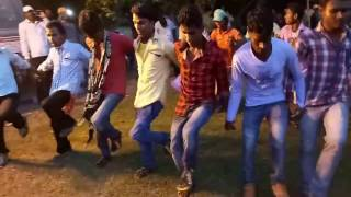 SANTALI MASS DANCE ON  26.03.2017 AT GOLF CLUB,PPT