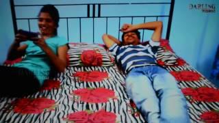 Girlfriend with Boyfriend Home romance .Best Hot Video in  2016