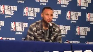Stephen Curry on saying