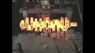 how it's made crankshaft
