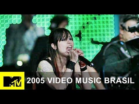 Pitty 'Anacrônico' VMB 2005   MTV