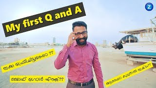 My First Q and A | vlog 7 | Ztalks