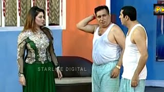 New Best of Zafri and  Khushboo Stage Drama Full Comedy Clip
