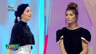 Bravo, ai stil! (18.09.2017) - Ramona si Alexandra au ajuns la cutite: