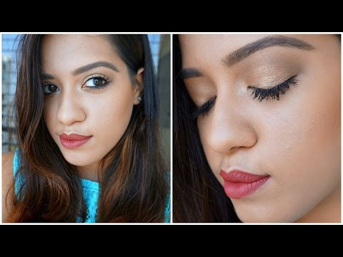 Everyday Makeup Tutorial for Beginners