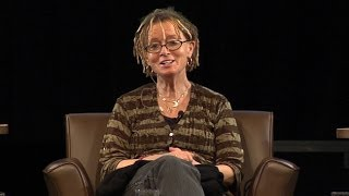 Hanging Out with Anne Lamott -- Point Loma Writer's Symposium By the Sea 2014