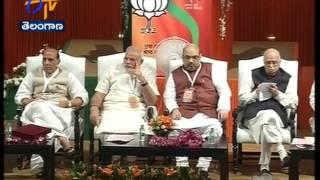 BJP to Hold 2-day National Executive Meet | in Odisha From 15 April