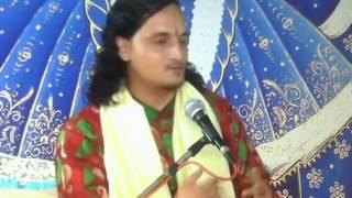 Bhagwati katha by स्वामी विष्वक्सेनाचार्यः,.  भागवतीकथां श्रावयन् विष्वक्सेनाचार्यः