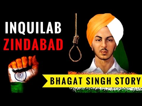 How Shaheed Bhagat Singh hanged to Rope || Biography of a Freedom Fighter