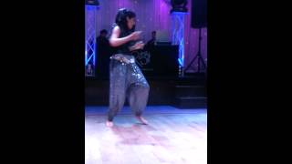 Tejal's awesome dance performance