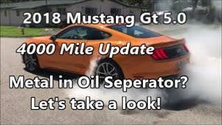 2018 Mustang GT 5.0_ 4000 Mile Update_ Friction Reducers