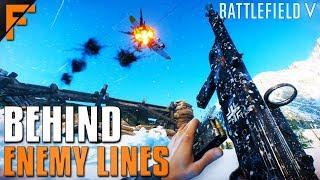 BEHIND ENEMY LINES | Battlefield 5 Assault Class