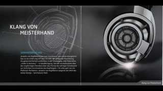 Chris Jones / No Sanctuary Here - Track 2 - Sennheiser HD 800 / Klang Von Meisterhand