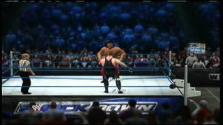 WWE 13 - The Great Khali vs Undertaker
