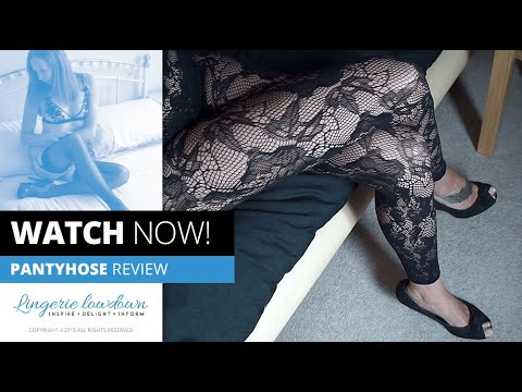 Xxx Mp4 PREVIEW ONLY Luxufab Reviews Wolford Louise Floral Lace Leggings 3gp Sex