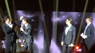 Il Divo - My Way - Moscow - 17.06.2013