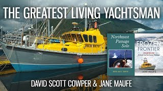 The First Person to Sail Around The World Solo In Both Directions | David Scott Cowper | S3 EP8