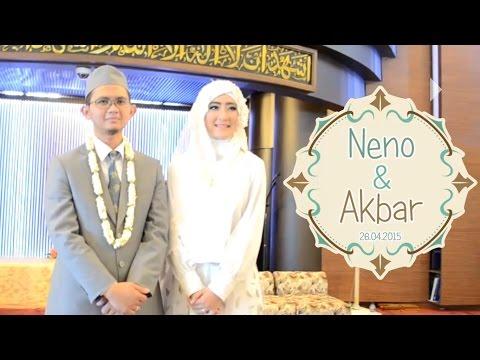 Wedding Clip Neno & Akbar