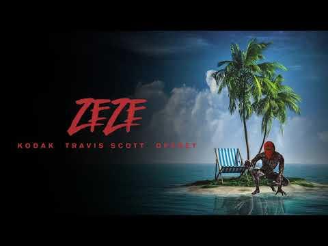 Kodak Black ZEZE feat. Travis Scott & Offset Official Audio