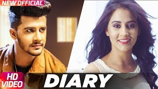 Diary | Aditya | Abbi Fatehgarhia | Gagstudioz | Tru Makers | Latest Punjabi Song 2017