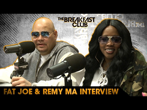 Fat Joe & Remy Ma Talk Being The Best In The Game Memories of Big Pun Staying Independent & More