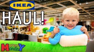 IKEA Shopping Haul || Mommy Monday