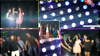 Rocking party of team Sasural Simar Ka