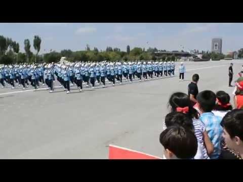 Cumhurbaşkanlığı Muhafız Alayı 30 Ağustos Tören Geçişi