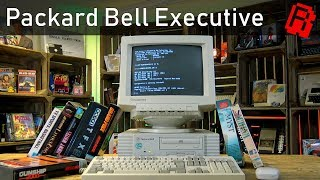 Packard Bell Executive Multimedia (1993) - The First IBM PC Compatible I Owned
