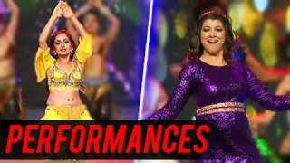 Ashtanayika | Colors Marathi Show | Performance by Manasi Naik, Tejaswini Pandit, Prarthana Behere