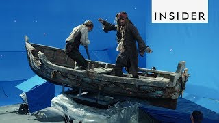 How the Ghost Shark Scene was Made for 'Pirates of the Caribbean 5'