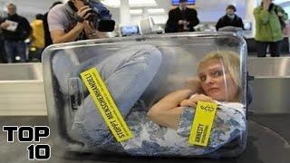 Top 10 Craziest Airport Security Stories- Part 2