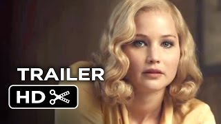 Serena Official International Trailer #1 (2015) - Jennifer Lawrence, Bradley Cooper Movie HD