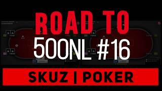 [EP #16] Road to 500nl - Ignition Online Poker Cash Series