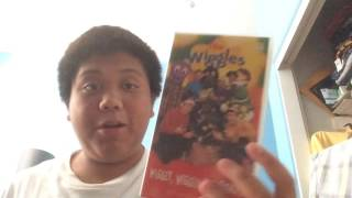 Unboxing 06/03/16 - 1x24 - The Wiggles - ABC For Kids Australian VHS