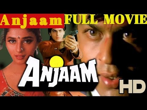 Xxx Mp4 Anjaam 1994 Full Movie Shahrukh Khan Madhuri Dixit Shahrukh Khan Hd Movie 3gp Sex