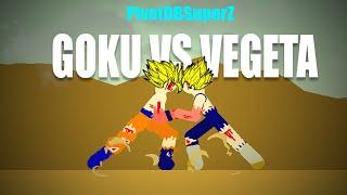 PivotDBSuperZ - Goku vs Vegeta