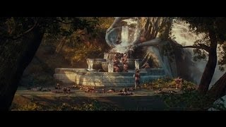 The Hobbit - Dwarves Bathing (Extended Edition HD)