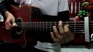 Khalid - Young Dumb and Broke - Fingerstyle Guitar Cover