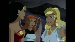 Wonder Woman Fight 12