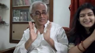 Sunday chat with Sourav and Madhumita Chakaborty
