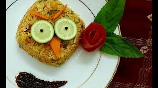 চাইনিজ স্টাইলে ভাত ভাজা।।Chinese Fried Rice ।।Fried rice bangla recipe