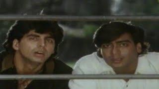 Yeh Nakhra Ladki Ka - Suhaag - Ajay, Akshay, Karisma, & Nagma - Full Song