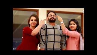 പുതിയ ലുക്കിൽ ഷെറിലിനും സൗഭാഗ്യക്കുമൊപ്പം ജയസൂര്യ Jayasurya new Photoshoot With Sheril  and Soubagya