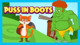 PUSS IN BOOTS - Bedtime Story For Kids || English Bedtime Stories By Kids Hut || Kids Storytelling