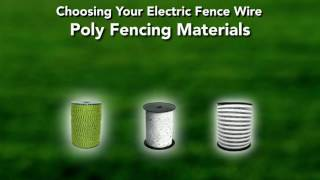 Electric Fence Wire Buying Guide