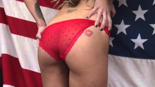 UFC Octagon girl Brittney Palmer in sexy behind the scenes video for her FHM shoot
