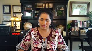 Wednesday Live Prophecy Broadcast with Evangelist Anita Fuentes