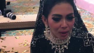 Cara Bijak Penyanyi Syahrini Jawab Soalan dari Media Malaysia